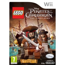 Nintendo LEGO Pirates Of The Caribbean - Wii [Gebruikt]