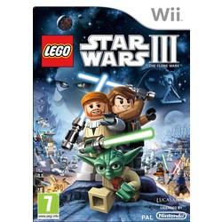 Nintendo LEGO Star Wars 3 - Wii [Gebruikt]