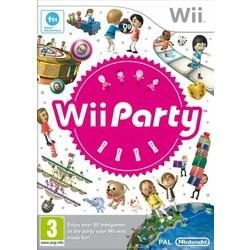Nintendo Wii Party - Wii [Gebruikt]