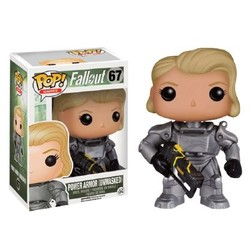 Funko pop Pop! Games: Fallout - Female Warrior In Power Armor LE