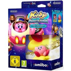 Nintendo Kirby - Planet Robobot Game + Kirby amiibo - 3DS/2DS