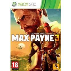 Rockstar Max Payne 3 - Xbox 360 [Gebruikt]