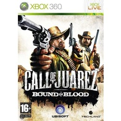 Ubisoft Call Of Juarez - Bound in Blood - Xbox 360 [Gebruikt]