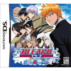 SEGA Bleach Blade Of Fate - DS [Gebruikt]