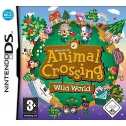 Nintendo Animal Crossing Wild World - DS [Gebruikt]