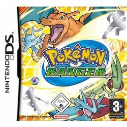 Nintendo Pokemon Ranger (Import) - DS  [Gebruikt]