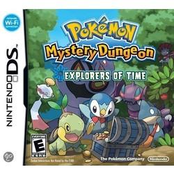 Nintendo Pokemon Mystery dungeon Explorers Of Time - DS [Gebruikt]
