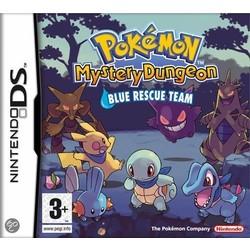 Nintendo Pokemon Mystery dungeon Blue Rescue Team - DS [Gebruikt]