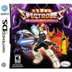 Disney Interactive Spectrobes Beyond The Portals - DS [Gebruikt]