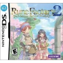 Rune Factory 2 (import) - DS [Gebruikt]