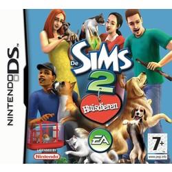 Electronic Arts De Sims 2 Huisdieren (NL) - DS [Gebruikt]