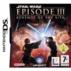 Ubisoft Star Wars Episode III - Revenge Of The Sith - DS [Gebruikt]
