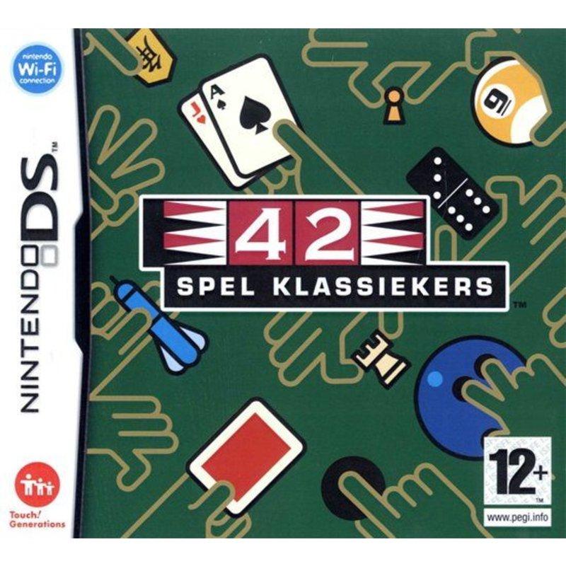 42 Spel Klassiekers - DS [Gebruikt]