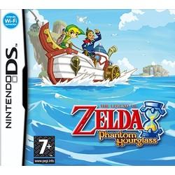 Nintendo Legend of Zelda - Phantom Hourglass - DS [Gebruikt]