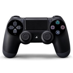 Sony Computer Entertainment Sony Dualshock 4 Controller (Black) - Refurbished door SONY