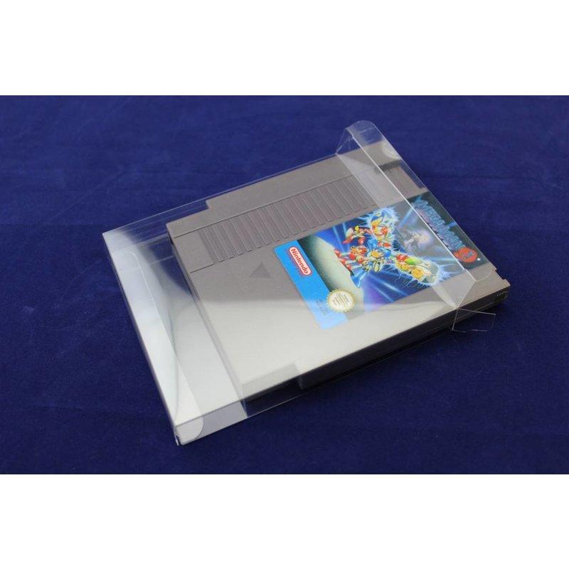 10 x Box Protectors - NES cartridge