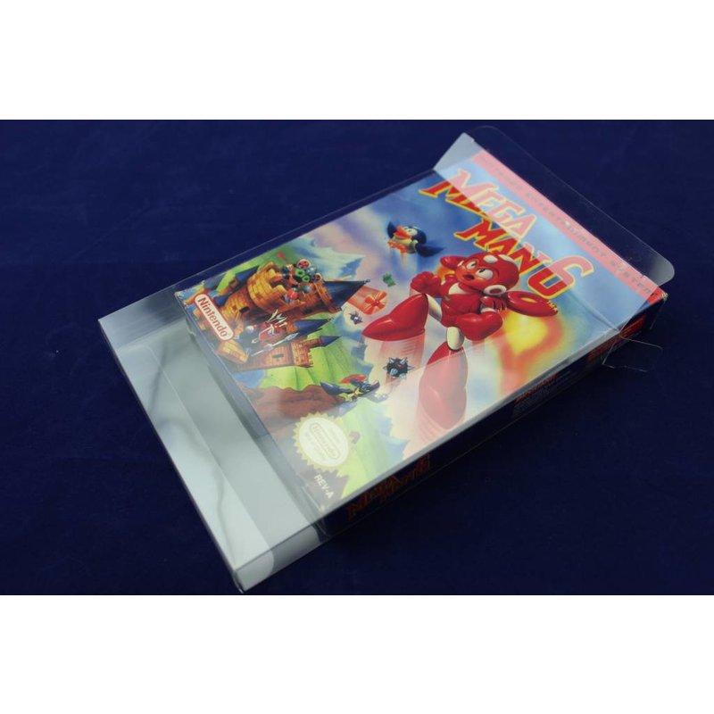 50x Box Protectors - NES Boxes