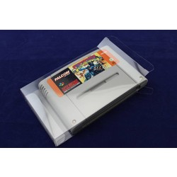 10x Box Protectors - SNES cartridge