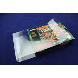 10x Box Protectors - SNES Boxes