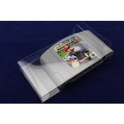 10x Box Protectors - N64 cartridge