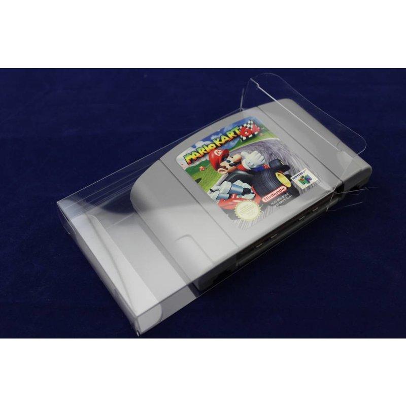 10 x Box Protectors - N64 cartridge