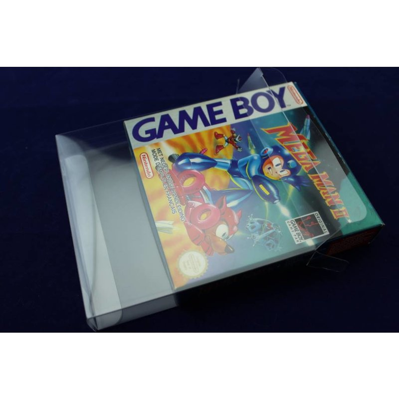 10x Box Protectors - Game Boy Boxes