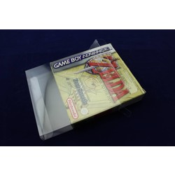 10x Box Protectors - Game Boy Advance Boxes