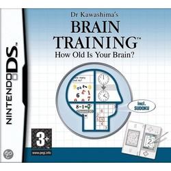 Nintendo Brain Training - DS [Gebruikt]