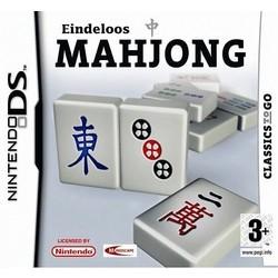 Nintendo Eindeloos Mahjong - DS [Gebruikt]