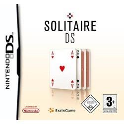 Nintendo Solitaire DS - DS [Gebruikt]