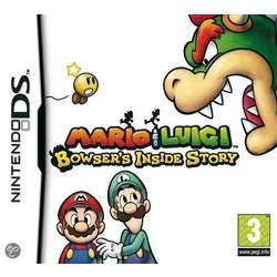 Nintendo Mario & Luigi - Bowser inside story - DS [Gebruikt]