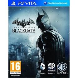 Warner Bros. Batman Arkham Origins - Blackgate - Ps Vita [Gebruikt]