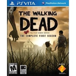 Sony Computer Entertainment The Walking Dead - The complete First Season - Ps Vita [Gebruikt]