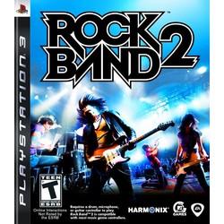 Bethesda Rock band 2 - PS3 [Gebruikt]