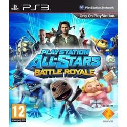 Sony Computer Entertainment All Star Battle Royale - PS3 [Gebruikt]