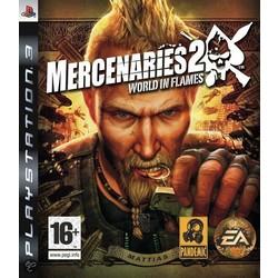 Electronic Arts Mercenaries 2 - World in Flames - PS3 [Gebruikt]