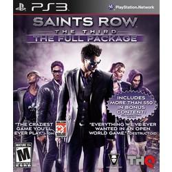 THQ Saints Row -The Third - (Full Pakage) - PS3 [Gebruikt]
