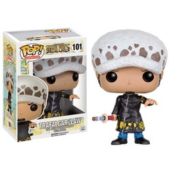 Funko pop !Pop Anime: One Piece - Trafalgar Law