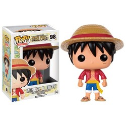 Funko pop !Pop Anime: One Piece - Monkey D. Luffy
