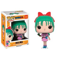 Funko pop !Pop Anime: Dragonball Z - Bulma