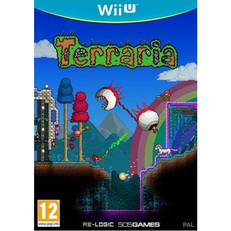 505 Games Terraria - Wii U