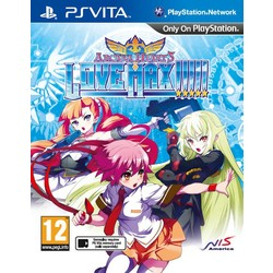 NIS Arcana Heart 3 - Love Max - Ps Vita