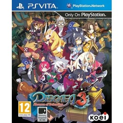 NIS Disgaea 3 - Absence of Detention - Ps Vita