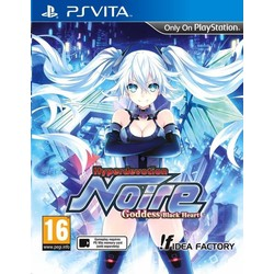 Idea Factory Hyperdevotion Noire - Goddess Black Heart - Ps Vita