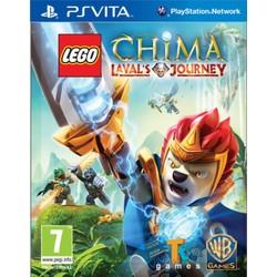 Warner Bros. Lego - Legends of Chima - Lavals Journey - Ps Vita