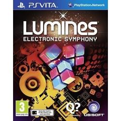 Ubisoft Lumines - Electronic Symphony - Ps Vita