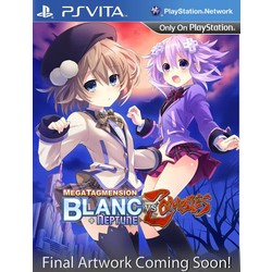 Idea Factory MegaTagmension Blanc + Neptune VS Zombies - Ps Vita