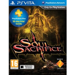 Sony Computer Entertainment Soul Sacrifice - Ps vita