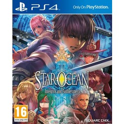 Square Enix Star Ocean V - Integrity and Faithlessness - PS4