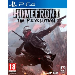 Deep Silver Homefront - The Revolution - PS4